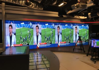 Fox Sports_Videowall_Broadcast_grandes formatos_4X9 horizontal